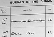 Kingston Cemetery Digitisation