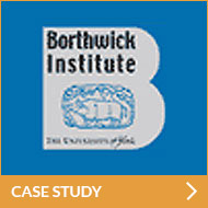 Borthwick Institute - Case Study