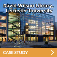 David Wilson Library, Leicester Universty