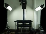 Large Format Overhead Scanning