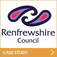 Renfrewshire Council - Case Study