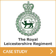 Royal Leicestershire Regiment Case Study