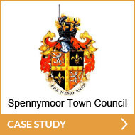 Spennymoor Town Council - Case Study
