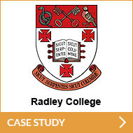 Radley College Case Study