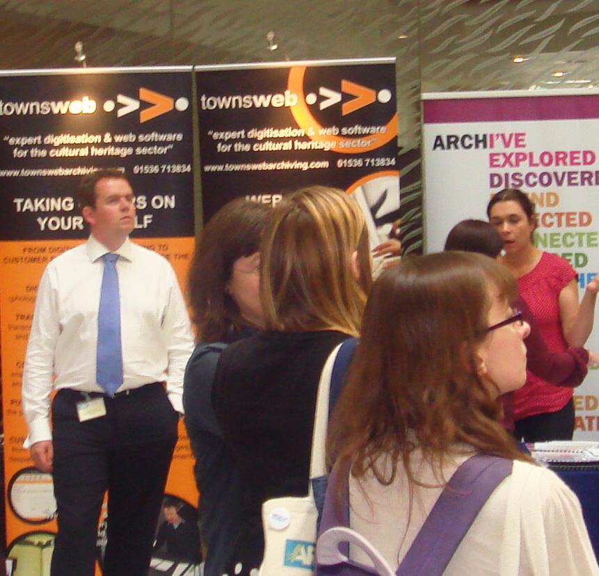 TownsWeb at ARA Annual Conference 2013