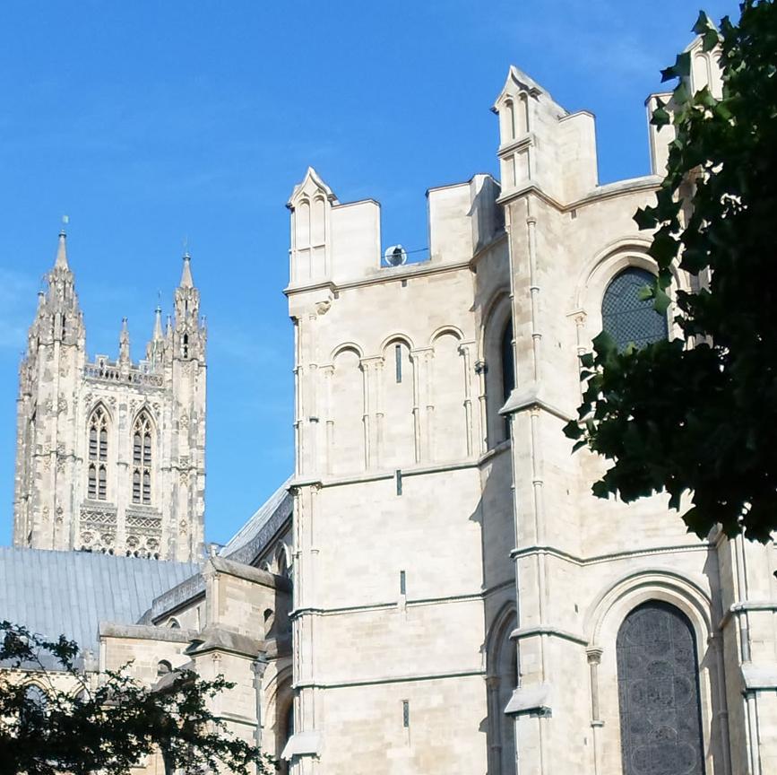 Canterbury Cathedral - CILIP Rare Books event