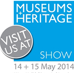 Visit TownsWeb at Museums+Heritage 2014