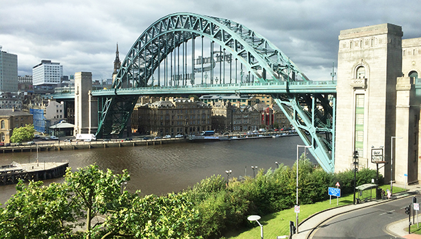 ARA Conference 2014 - Tyne Bridge, Newcastle