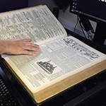 How to Digitise Bound Books