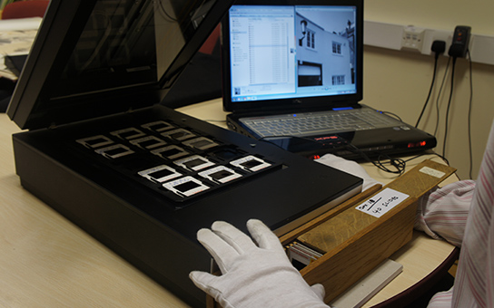 How to Digitise    35mm Slides & Film | TownsWeb Archiving