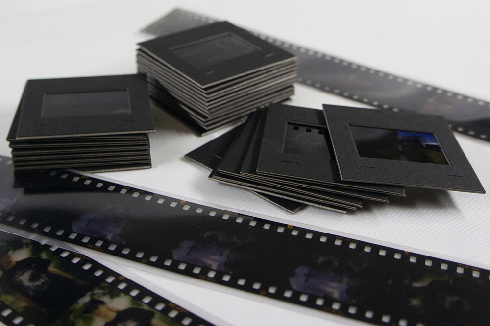 35mm Slides and Microfilm