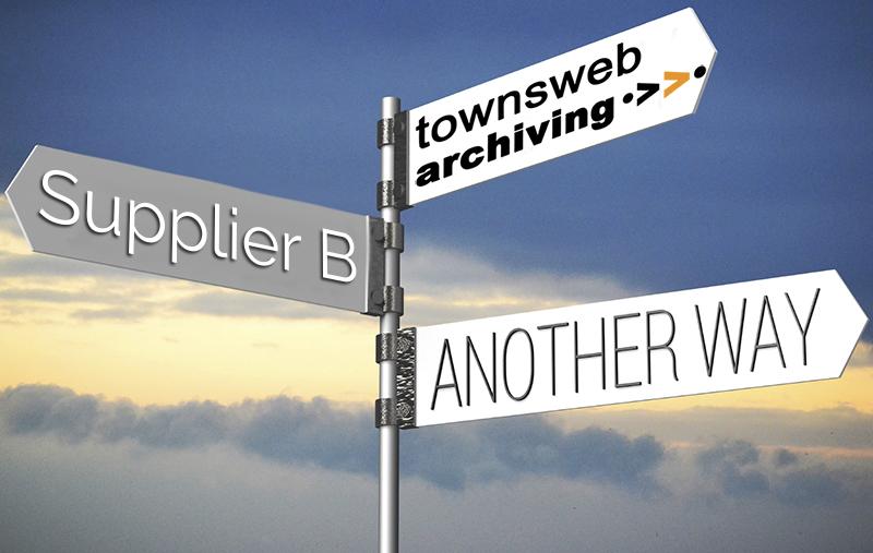 Choosing a Digitisation supplier