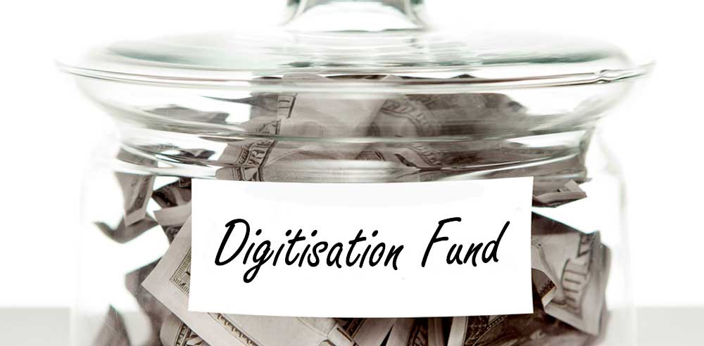 Find Funding for your next Heritage Digitisation project