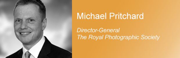 Michael Pritchard - Director-General at The Royal Photographic Society