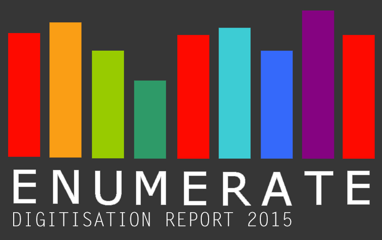 eNumerate digitisation in cultural heritage report 2015