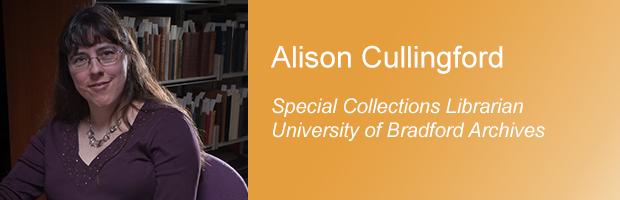Alison Cullingford- Uni of Bradford Archives