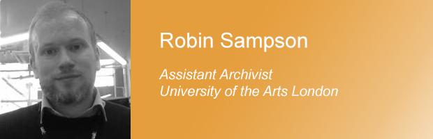 Digitising-architectural-plans-University-Arts-London-Robin-Sampson