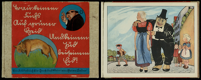 nazi-propaganda-book-national-holocaust-museum