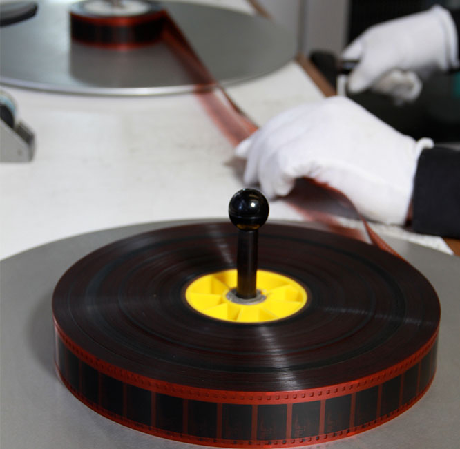 35mm_film_reels_being_prepared_for_digitisation