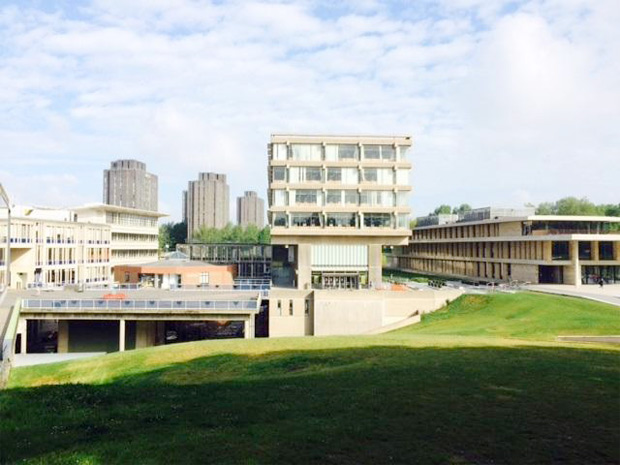 Albert Sloman Library, University of Essex, Colchester