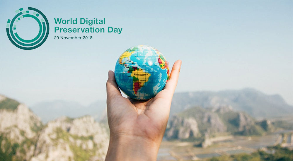 Celebrating World Digital Preservation Day with a WEEK of announcing digital access