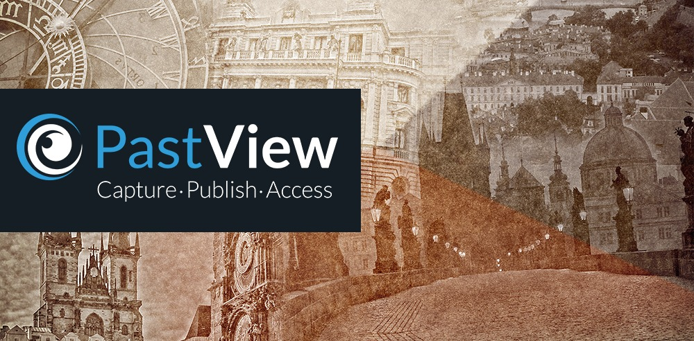 PastView - Digital Collections Publishing System