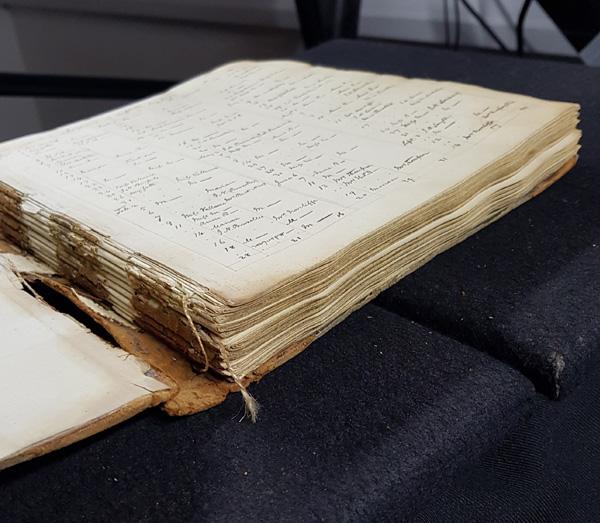 Anne Lister meets digitisation and Gentleman Jack: capturing images